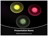 Free Spinners Spinning PowerPoint Template Background, FreeTemplatesTheme