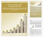 Free Steuern Word Template Background, FreeTemplatesTheme