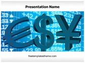 Free Stock Exchange PowerPoint Template Background, FreeTemplatesTheme