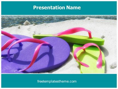 Free beach powerpoint templates leoncapers free beach powerpoint templates toneelgroepblik Image collections