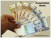 Free Tax Saving PowerPoint Template Background, FreeTemplatesTheme