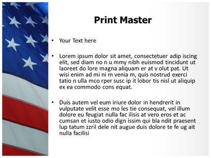 Free usa flag powerpoint template freetemplatestheme slide1g slide2g slide3g toneelgroepblik Images